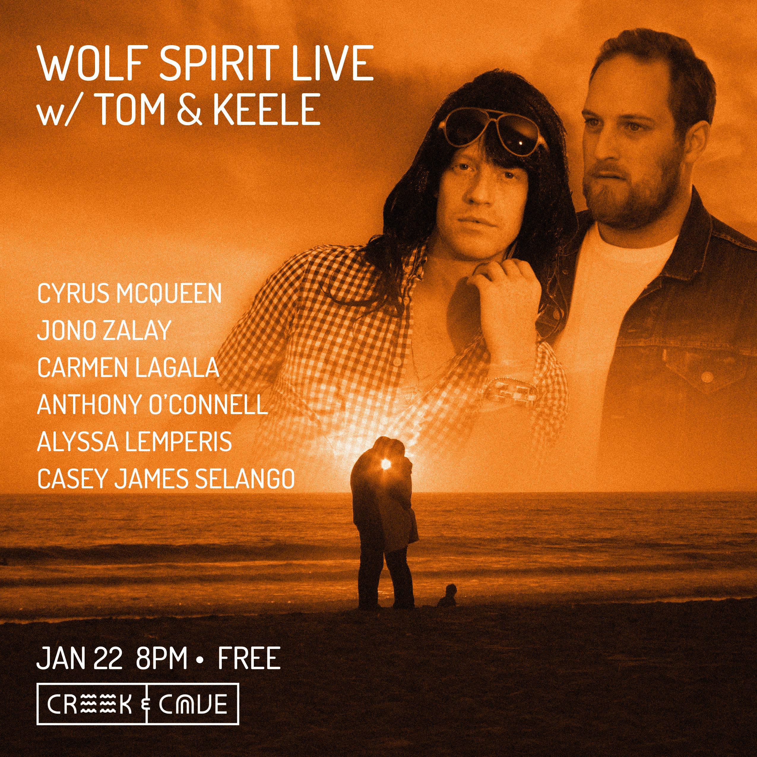 Wolf Spirit Live 1/22