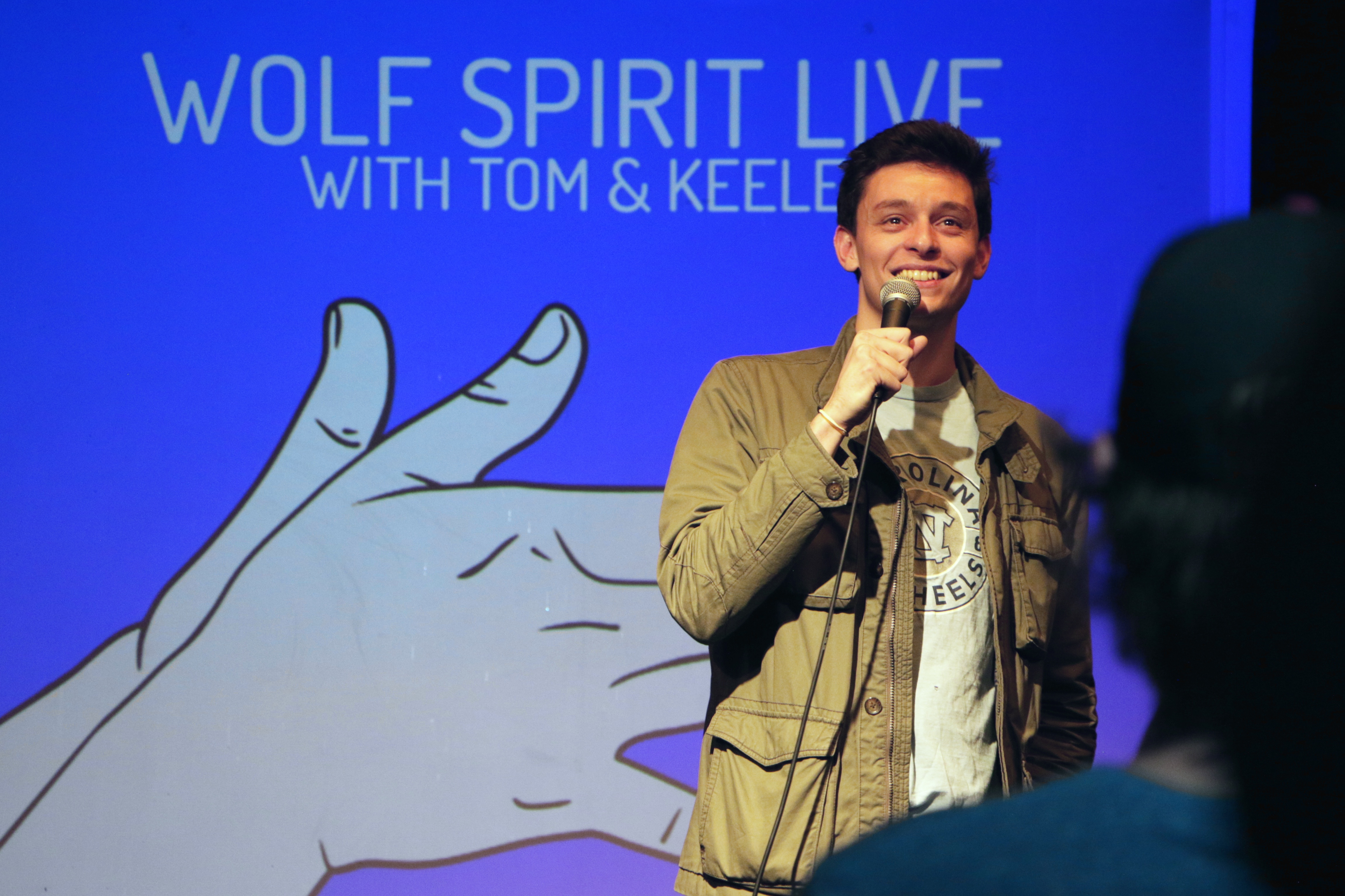Wolf Spirit Live - Randy Syphax