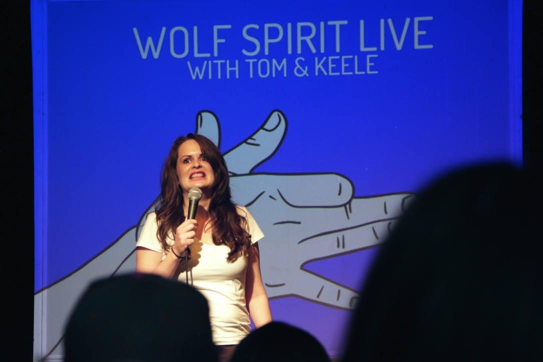 Wolf Spirit Live - Amber Nelson