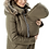 Thumbnail: Winter Parka with Faux Fur (Chocolate)