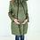 Thumbnail: Mid-Season Babywearing Coat (Silver)