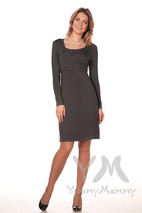 Graphite Evening Dress