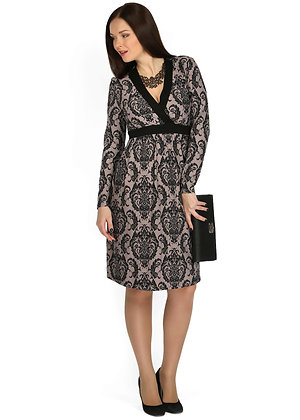 Professional Maternity and Nursing Dress