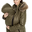 Thumbnail: UltraMa Winter Babywearing Coat (Olive)