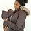 Thumbnail: Mid-Season Babywearing Parka (Scarlet)