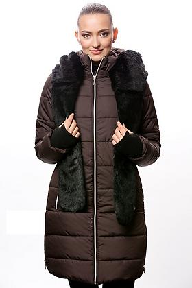 Chocolate Winter Coat