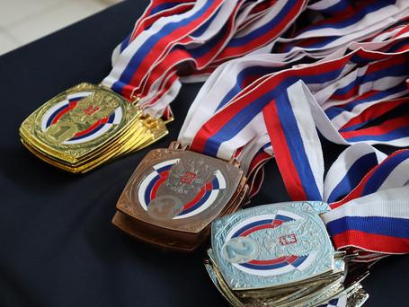 Челябинские пловцы завоевали 15 медалей на Чемпионате России
