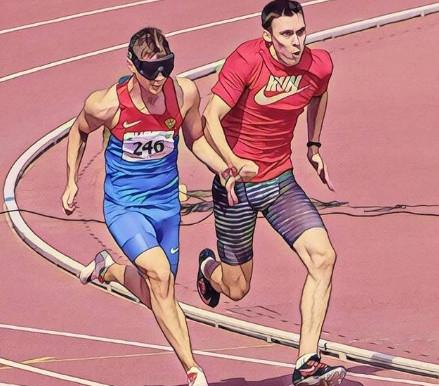 Первые медали с Мирового Гран - При Международного Паралимпийского Комитета по легкой атлетике 2021