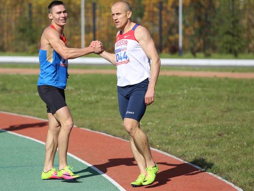 Спортсмены школы завоевали 8 медалей на Чемпионате России по лёгкой атлетике среди слепых
