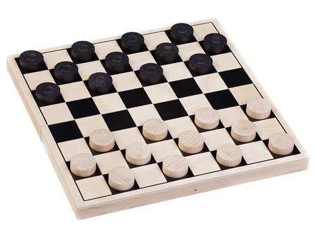 Приглашаем записаться в секцию по шашкам