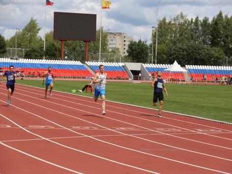 Челябинские лёгкоатлеты завоевали 15 медалей на Чемпионате России.