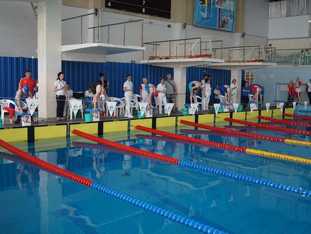 Челябинские пловцы завоевали 10 медалей на Чемпионате России