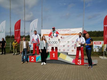 Челябинские спортсмены завоевали медали на Первом Чемпионате России по стендовой стрельбе