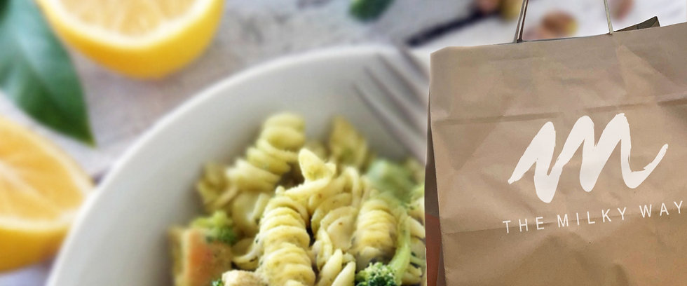 Milky Way LA Takeout-Rotini
