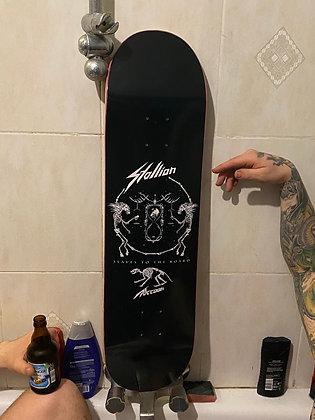 Stallion / Raccoon Skateboard