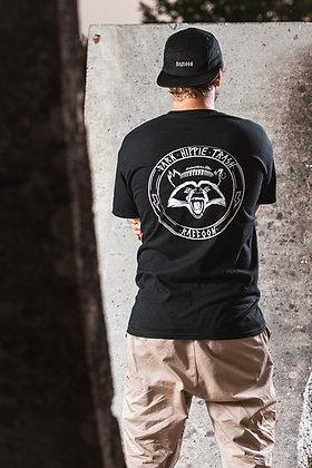 T-Shirt Raccoon Waschbär (black)
