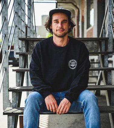Raccoon Crewneck Sweatshirt
