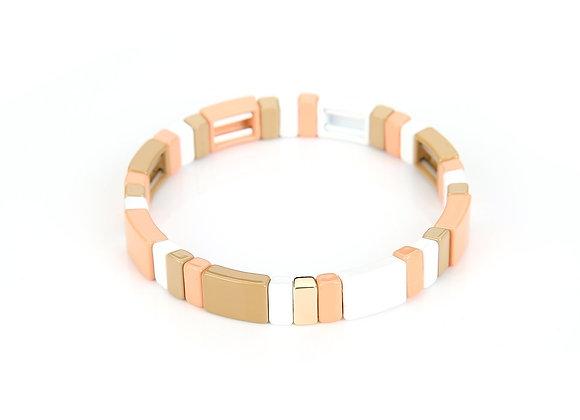 Bracelet Beads- Nude