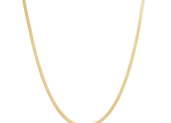 Necklace- Elegant Gold