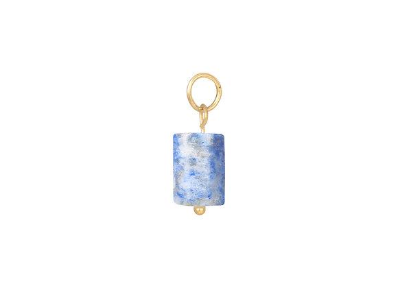 Charm- Blue Stone
