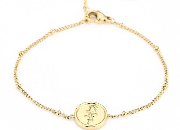 Bracelet- Gold Rose