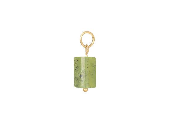 Charm- Green Stone