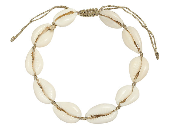 Anklet- Sea Shell