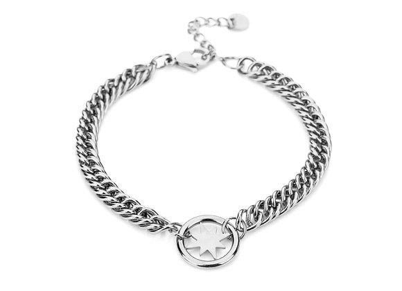 Bracelet- Silver Morning Star
