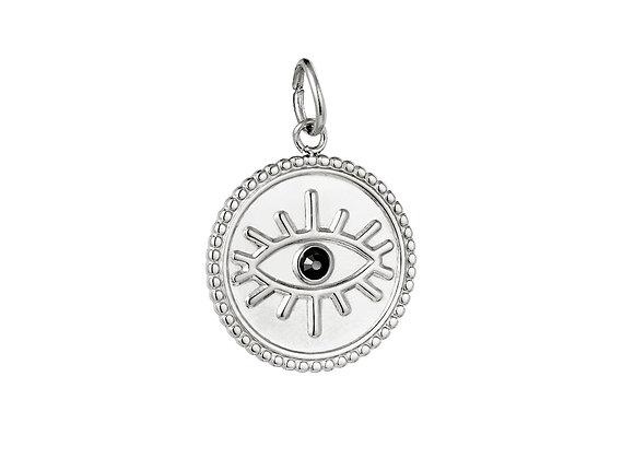 Charm- The Eye Silver