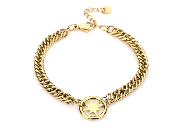 Bracelet- Golden Morning Star