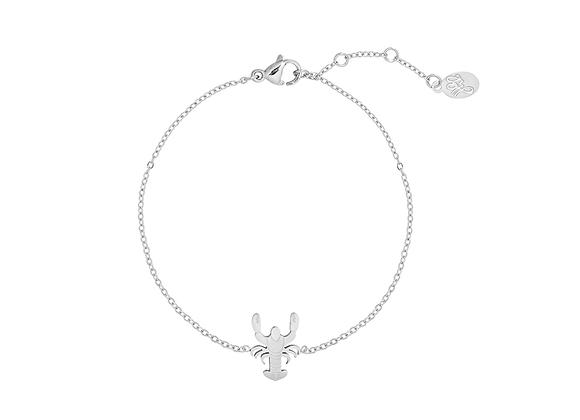 Bracelet- Silver Lobster