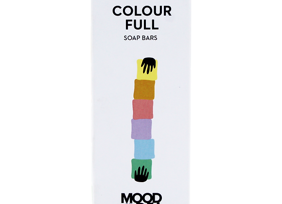Colourfull Soap Bars