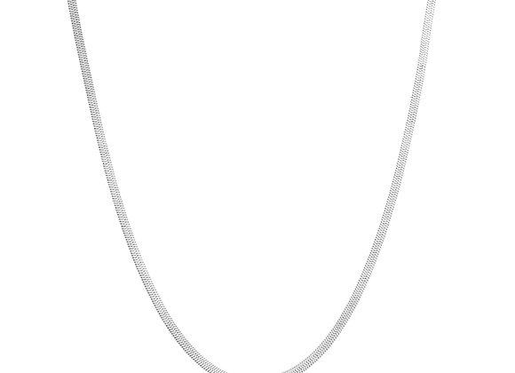 Necklace- Elegant Silver