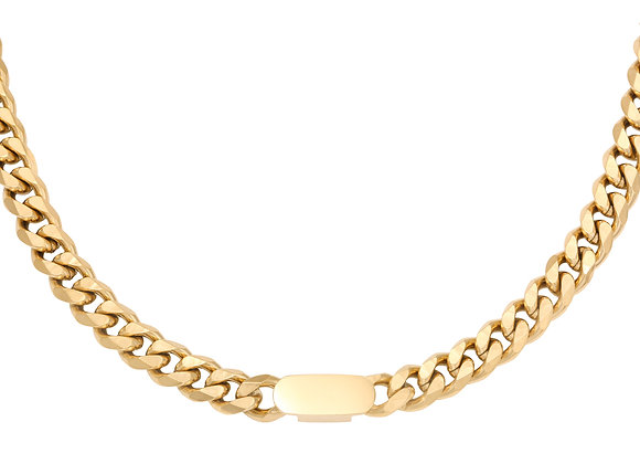 Necklace- Big Chain Gold