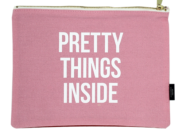 Bikini bag- Pretty Things Inside