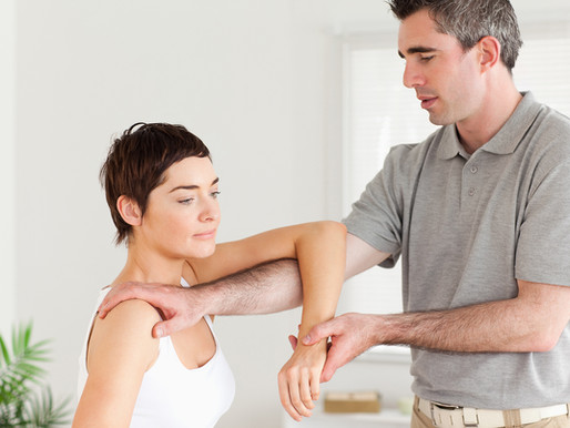 Treating a Stiff or Injured Neck as a Result of a Car Accident