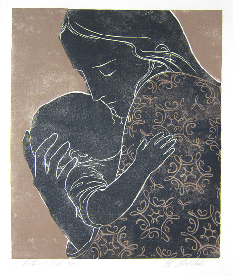 Mother and Child VII