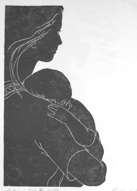 Mother and Child V