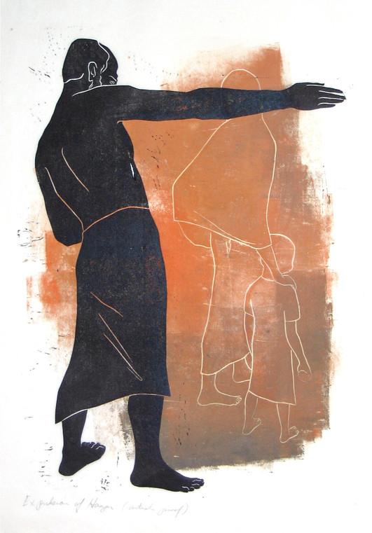 Expulsion of hagar