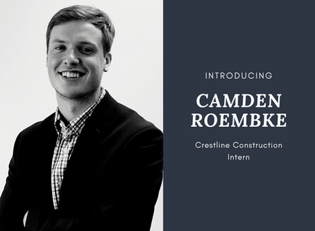Meet the Team: Camden Roembke