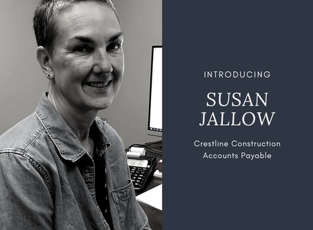 MEET THE TEAM: SUSAN JALLOW