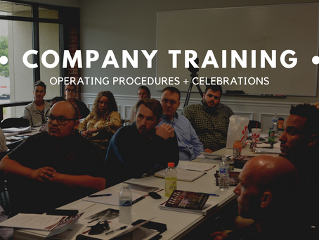 COMPANY-WIDE EVENT