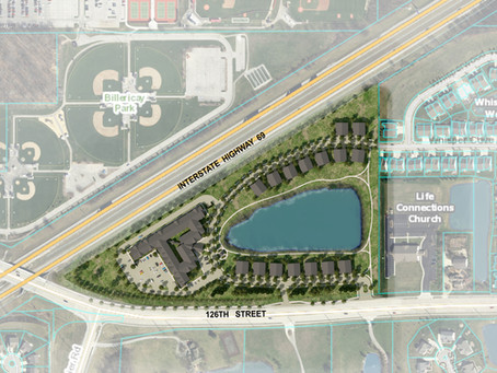 Join Us - Lake Meadows Groundbreaking Ceremony