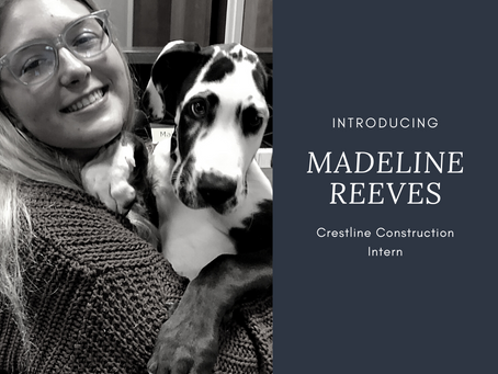 MEET THE TEAM: MADELINE REEVES