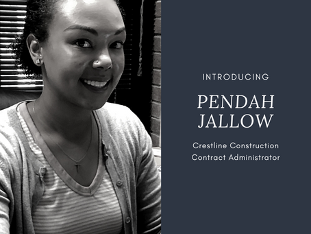 MEET THE TEAM: PENDAH JALLOW