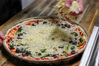 Campus Pizza - Fresh Pizza