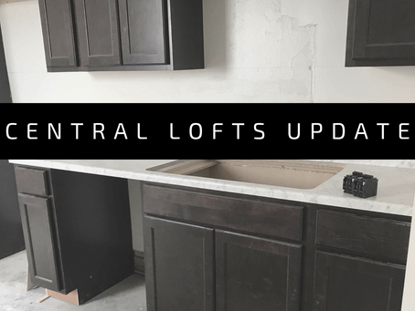 CENTRAL LOFTS: CABINETS + TRIM