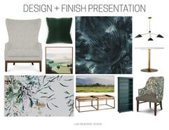 Design Presentation Booklet