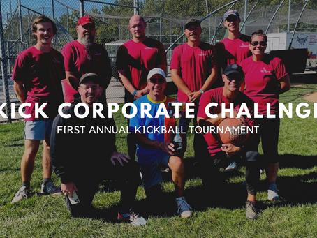 KICK Corporate Challenge Kickball Tournament