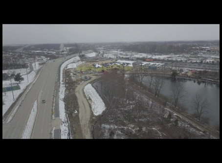 Lake Meadows Weekly Progress: Soaring to New Heights